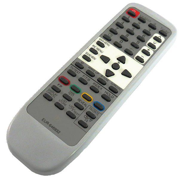کنترل تلویزیون پاناسونیک