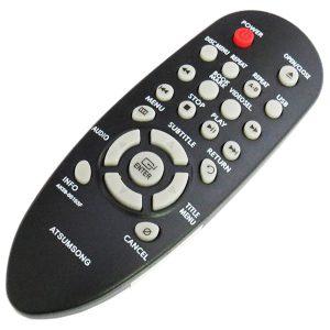 کنترل دی وی دی - سینمای خانگی