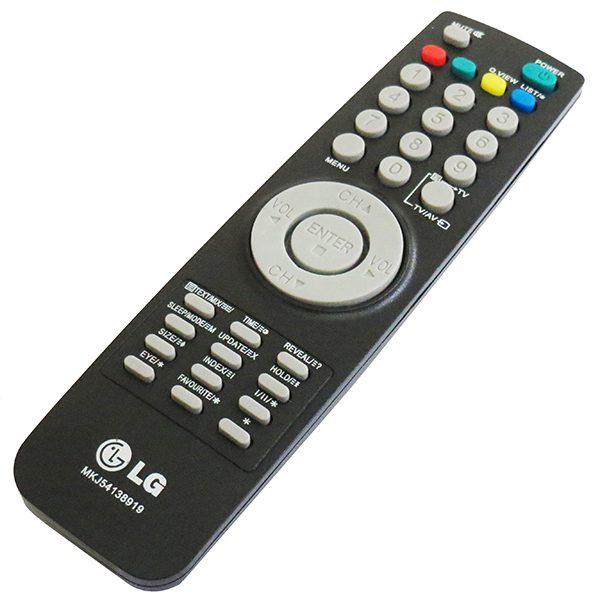 ریموت کنترل تلویزیون الجی اسلیم 919 LG