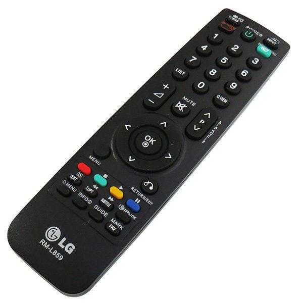 کنترل تلویزیون ال جی اسلیم 859