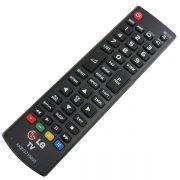 ریموت کنترل تلویزیون ال ای دی ال جی 5605 LG LED