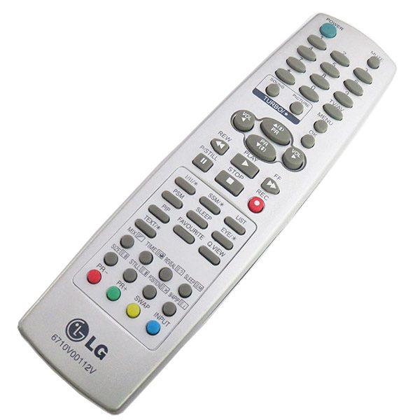 کنترل تلویزیون ال جی قدیمی 112V