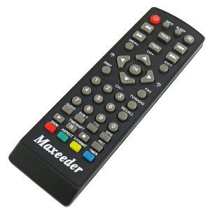 کنترل گیرنده ی دیجیتال مکسیدر mx1 کوتاه