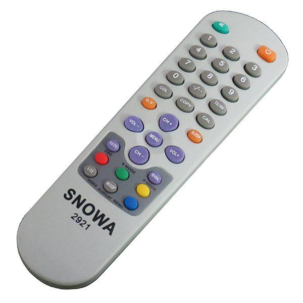 ریموت کنترل تلویزیون اسنوا 2921
