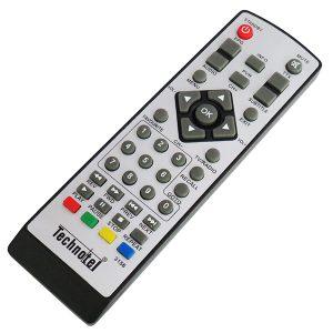 کنترل گیرنده ی دیجیتال تکنوتل