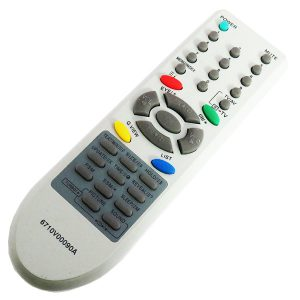 ریموت کنترل تلویزیون ال جی قدیمی 00090A