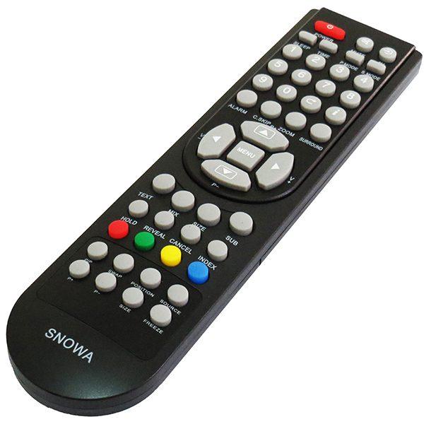کنترل تلویزیون snowa اسنوا 08