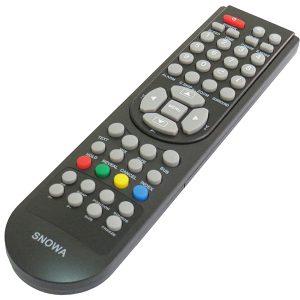 کنترل تلویزیون snowa طرح x95
