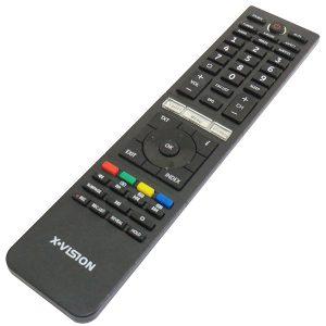 کنترل تلویزیون ایکس ویژن