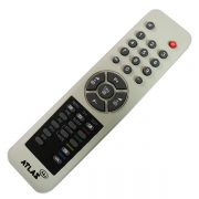 ریموت کنترل تلویزیون اطلس طرح 230 ATLAS