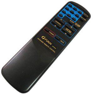 کنترل تلویزیون فونای funai