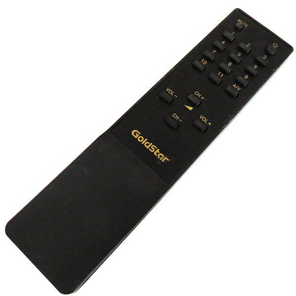 ریموت کنترل تلویزیون گلدستار GOLDSTAR