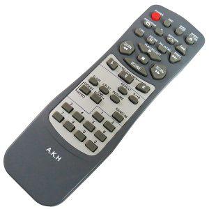 کنترل دی وی دی ال جی