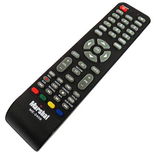 کنترل تلویزیون LCD مارشال 2409