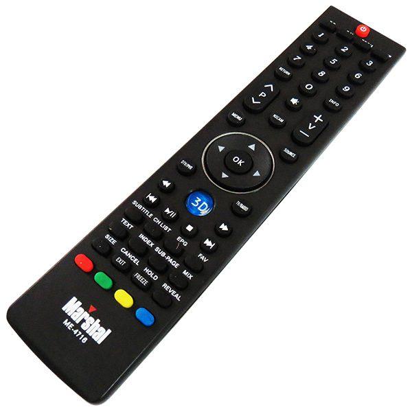 ریموت کنترل تلویزیون ال سی دی مارشال MARSHAL ME-4716 LCD