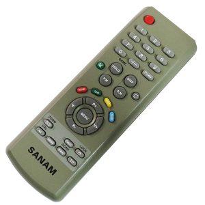 ریموت کنترل تلویزیون صنام 312 SANAM