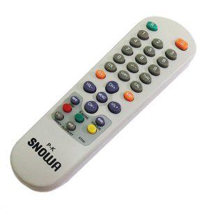 ریموت کنترل تلویزیون اسنوا 034