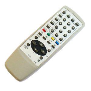 ریموت کنترل تلویزیون آیوا ZVT03 AIWA