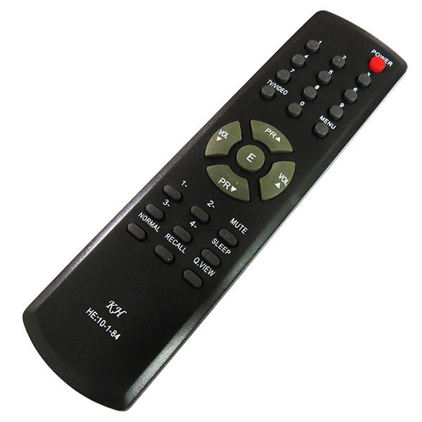 ریموت کنترل تلویزیون دوو DEAWOO قدیمی 184-1-10 طرح D2
