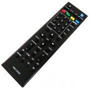 ریموت کنترل تلویزیون ال سی دی JVC LCD 2020