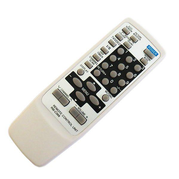 JVC TV RM-C368 REMOTE CONTROL