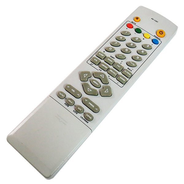 ریموت کنترل تلویزیون کونکا KK-257 کشویی KONKA