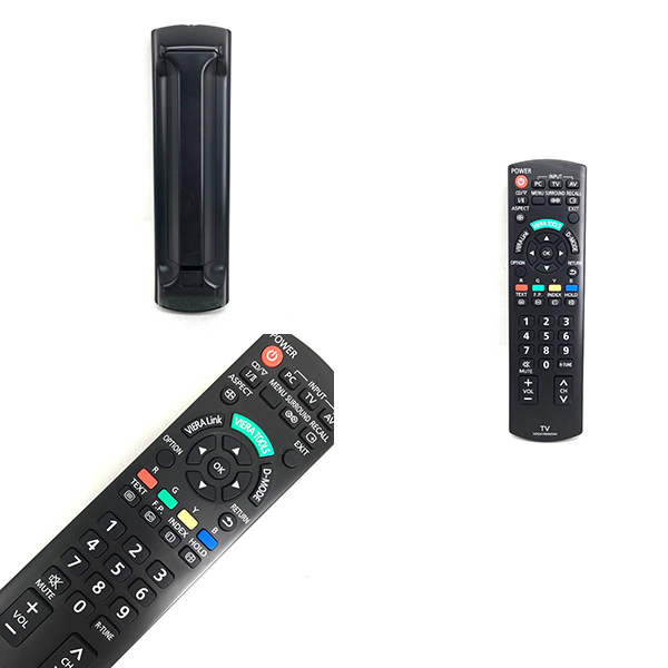 کنترل تلویزیون lcd پاناسونیک