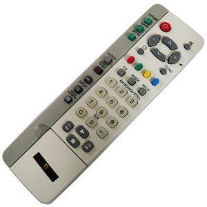 ریموت کنترل تلویزیون پلاسما پاناسونیک قدیمی PLASMA PANASONIC درب دار