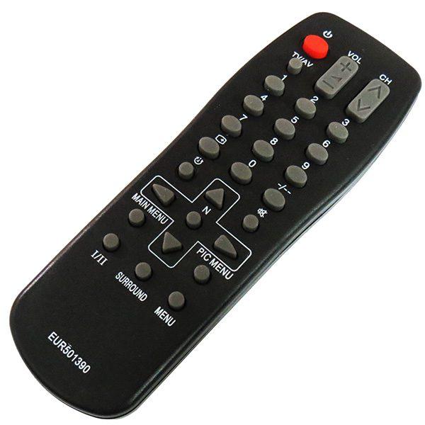 ریموت کنترل تلویزیون پاناسونیک 501390 PANASONIC