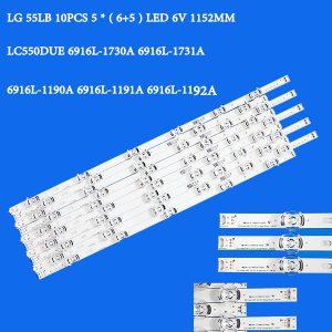 بک لایت ال جی 55 اینچ 55LB5900