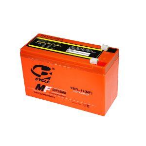 باتری 12 ولت 7.2 آمپر