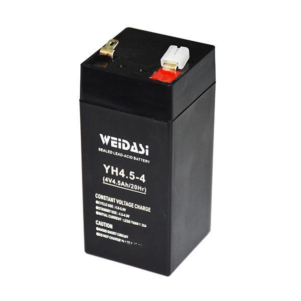 باتری 4 ولت 4.5 آمپر