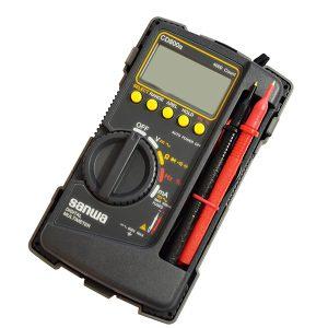 مولتی متر دیجیتال ژاپنی SANWA CD800A