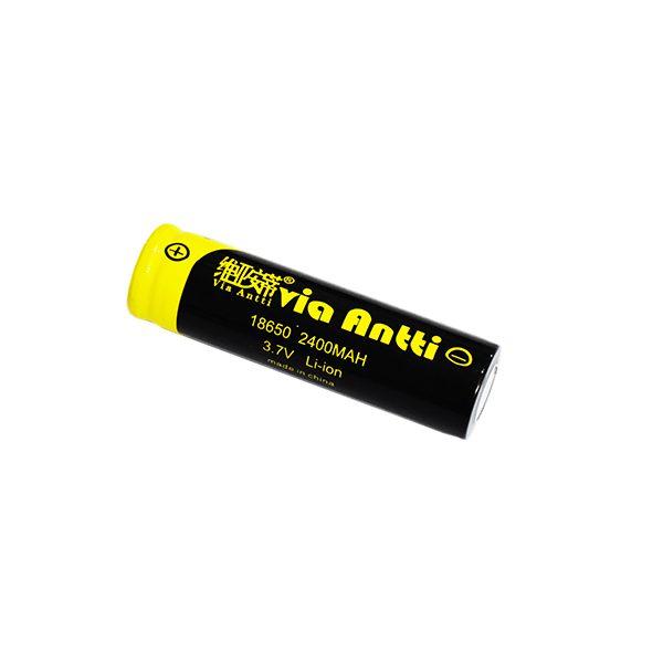 باتری لیتیوم یون 3.7 ولت 2400MAH