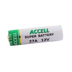 باتری ACCELL 12V 27A