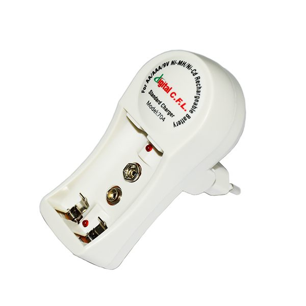 شارژر باتری کتابی قلمی CFL 107