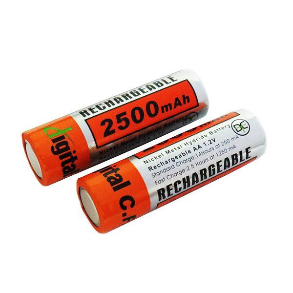 باتری قلمی شارژی 2500 CFL