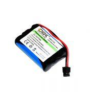 باتری تلفن بیسیم DBK-P102