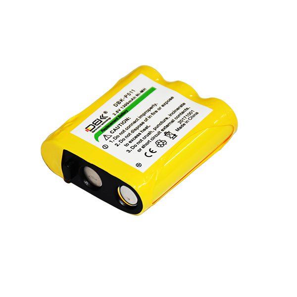 باتری کتابی شارژی DBK-P511