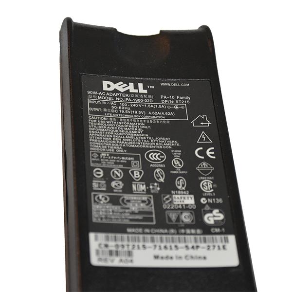آداپتور لپ تاپ دل 19.5 ولت 4.62 امپر 90W