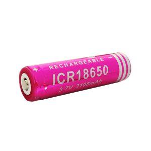 باتری شارژی 3100MA سایز 18650