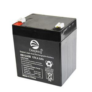 باتری 12 ولت 4.5 آمپر ساعت