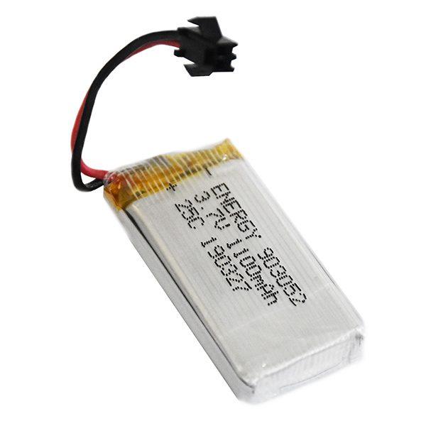 باتری 3.7 ولت 1100 میلی آمپر Li-Po