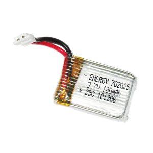 باتری لیتیومی کوچک 3.7 ولت 180mAh