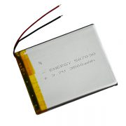 باتری لیتیوم پلیمر 3.7 ولت 3500mAh