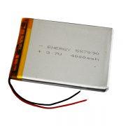 باتری Li-Po شارژی 3.7 ولت 4000mAh