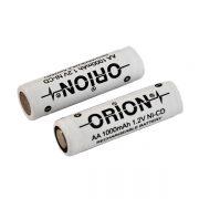 باتری NI-CD شارژی سر تخت قلمی 1000MAH