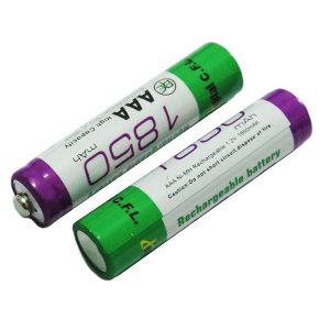 باتری NI-MH نیم قلمی شارژی CFL 1850mAh