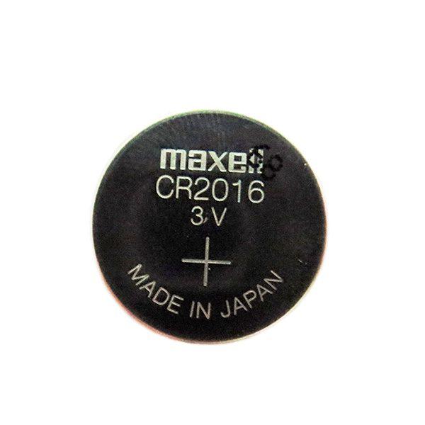 باتری سکه ای 2016 مکسل