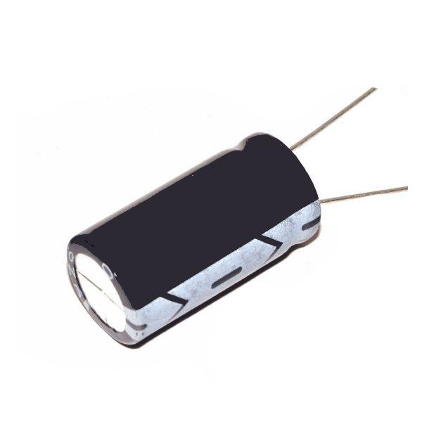 خازن الکترولیت 50V 10uF